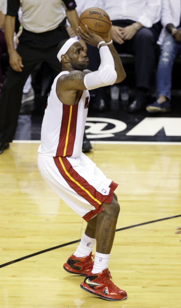 Lebron should have using some Squelch after that shot! http://www.squelchit.com