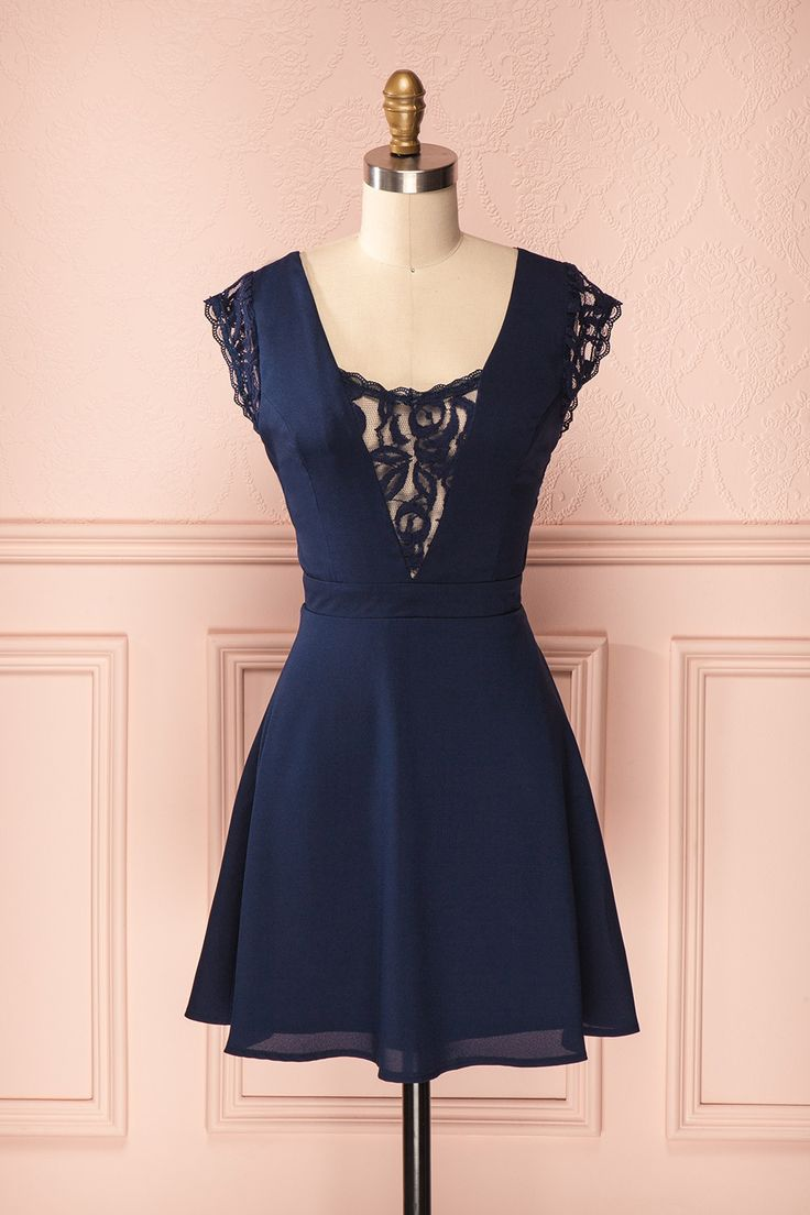 Marieluc Navy from Boutique 1861