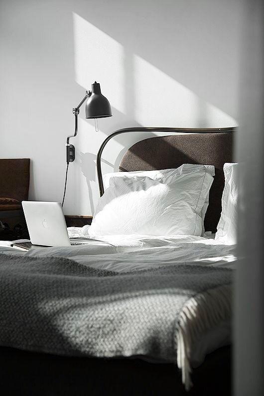 luxurious bed fabulous minimalist bedroom ideas