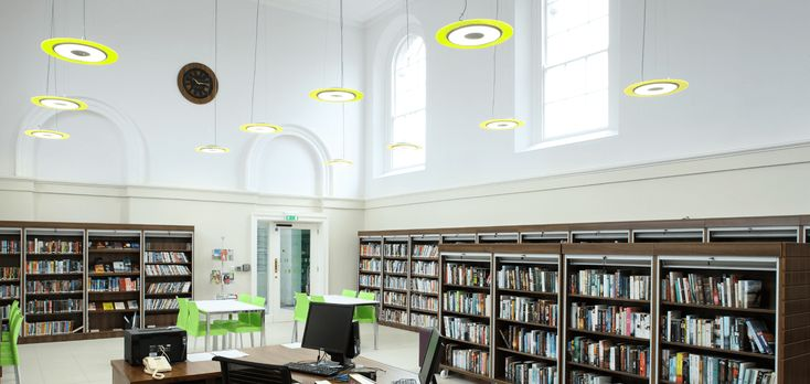 The Opulus Pendant is a stunning and exciting luminaire utilising a Circular T5 Fluorescent lamp providing excellent ambient and effects lighting. A choice of .. #Fluorescent #T5 #Lighting #Interior #Design #Stylish #Clean
