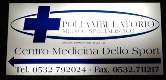 Il Centro Medicina dello Sport è un poliambulatorio medico specialistico privato che svolge analisi cliniche e attività ambulatoriali di diverse tipologie. Powered www.prenotaora.com