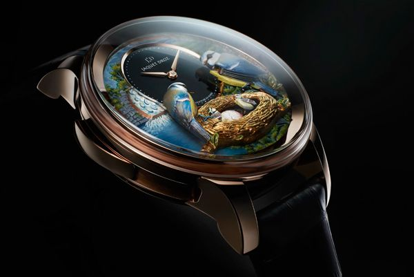 "A new extraordinary watch have made little buzz last week. It is Jaquet Droz exclusive model ""The Bird Repeater"", a feat in mechanical watchmaking term ""automation"" and decoration. A watch you probably already heard about, but which we juts couldn't afford not to present in details on Les Rhabilleurs."