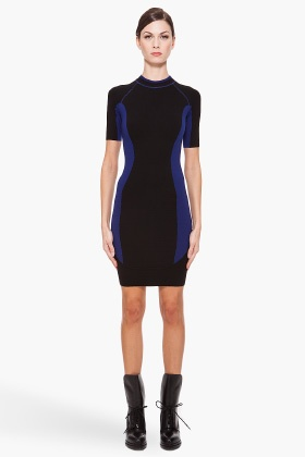 ALEXANDER WANG Merino Stretch Dress $160