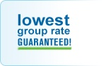 If you need to book travel for a group and want to save money....this is the way to go! I've used Priceline group rate several times and each time our group was more than satisfied.