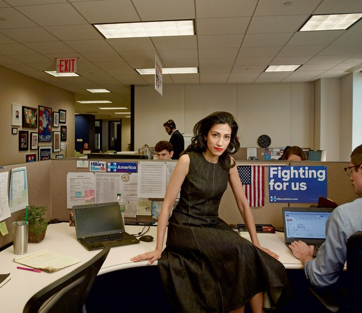 Powerful, glamorous, and ubiquitous, Huma Abedin is in many ways the engine at the center of Hillary Clinton's well-run machine, crucial and yet largely out of sight.