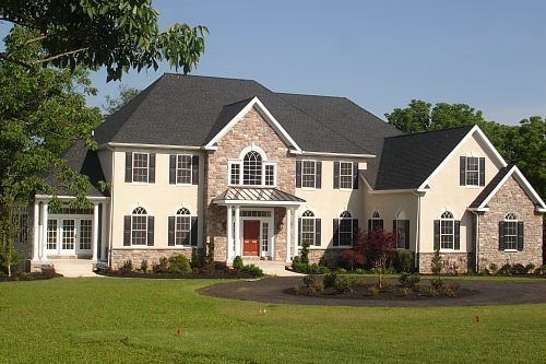 Brick And Stucco Combinations Google Search Exterior