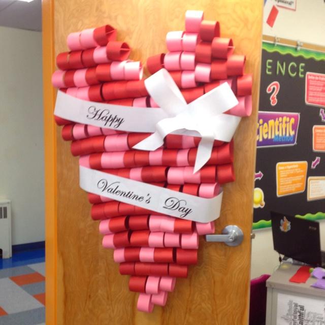Valentine's Day Door!