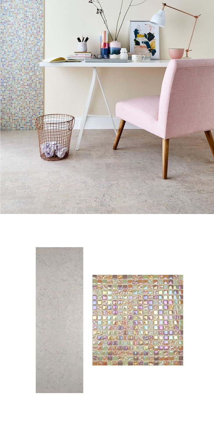 These White Bark Cork Tiles are perfect for creating a charming and characterful look in an interior space. They have a soft and cosy surface which is smooth and comfortable to walk on; especially with bare feet! Made from natural cork, they are durable and are water, fire and insect resistant. They're also anti-allergenic with superior thermal insulation and sound absorption.