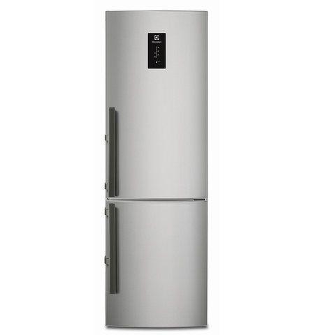 Kombi chladnička EN3454MFX (energetická třída A++) využívá technologie FrostFree…