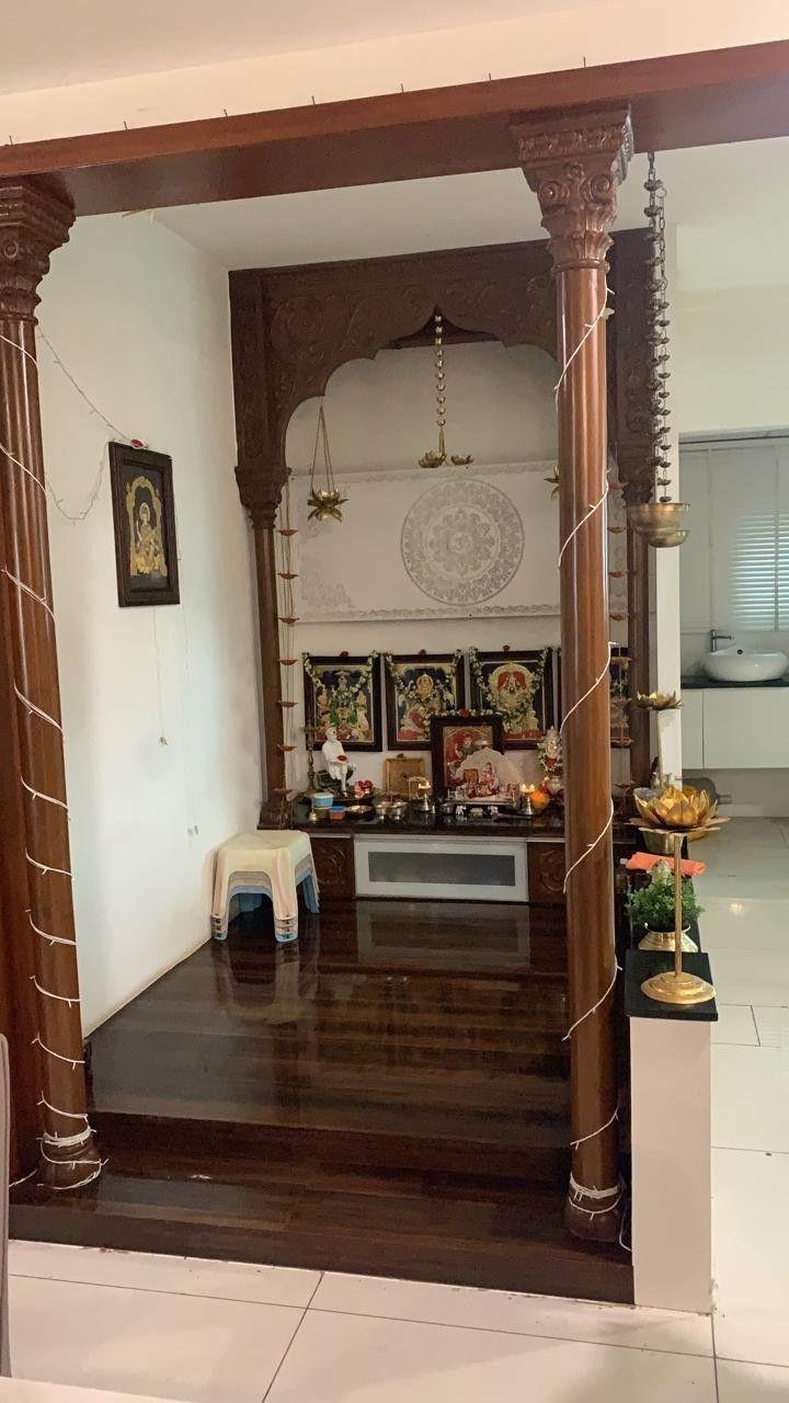 Mandir Design Ghanshyam Hausdekoration Wohnideen Einrichten Hausdekor Schlafzimmer Dekoration W Temple Design For Home Home Room Design Room Door Design