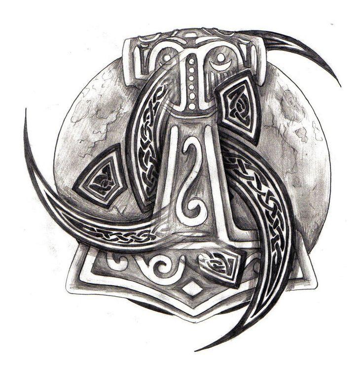 """Über 1.000 Ideen zu """"Keltische Drachen Tattoos auf Pinterest ..."""