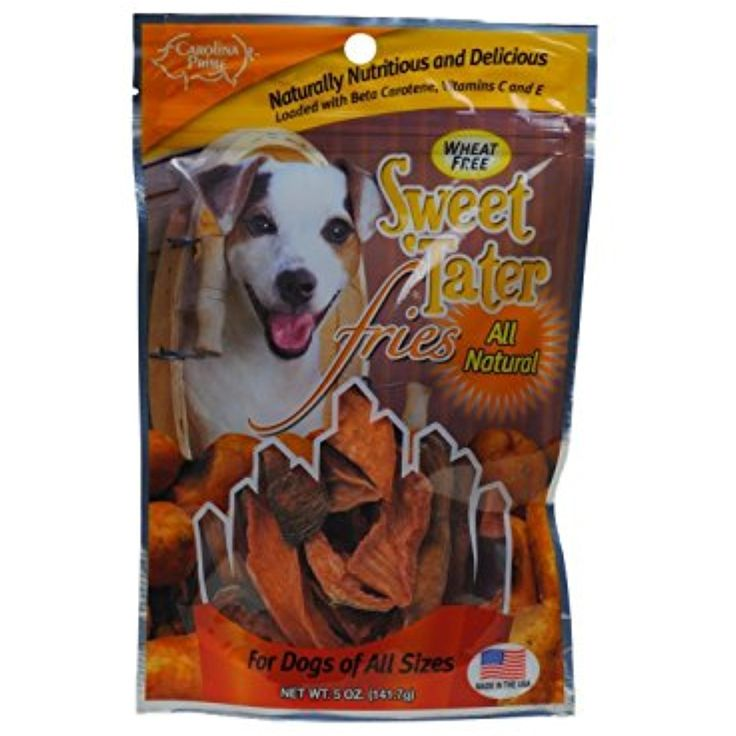 Carolina Prime Pets Wheat Free Dog Treats Sweet Tater Fries All Natural @@@ You can check out this great product. (This is an affiliate link and I receive a commission for the sales)
