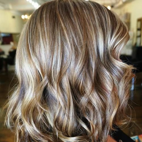 Medium Brown Hair With Lowlights: 17 Best Ideas About Medium Brown Hairstyles On Pinterest