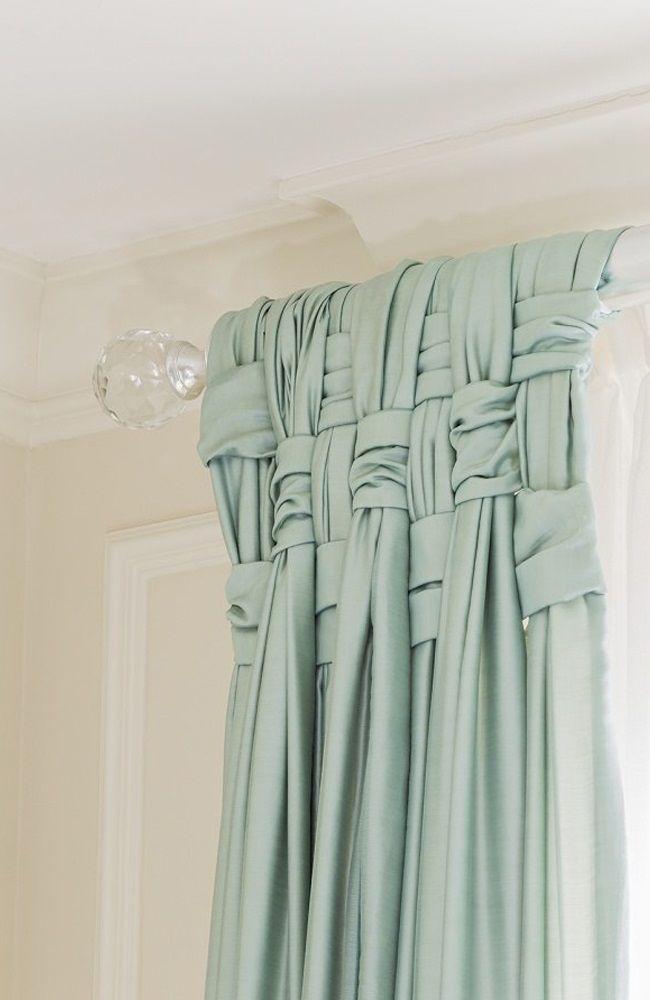 M s de 1000 ideas sobre colgar las cortinas en pinterest - Ultima moda en cortinas ...