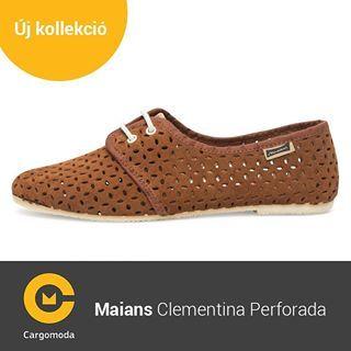 Maians Clementina Perforada - Megérkezett az új tavaszi-nyári Maians kollekció! www.cargomoda.hu #cargomoda #maians #madeinspain #handcrafted #springsummercollection #spring #summer #mik #instahun #ikozosseg #budapest #hungary #divat #fashion #shoes #fash
