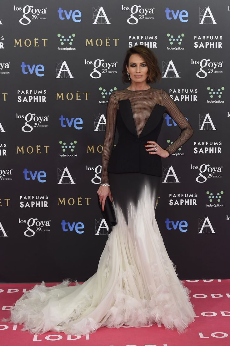 Nieves Alvarez Formal Dresses Long Formal Dresses Red Carpet Gowns