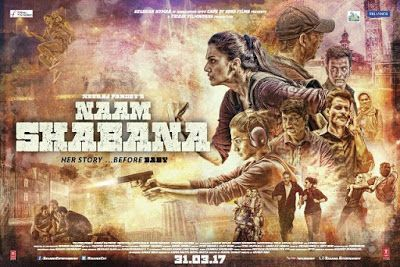 Naam Shabana: Movie Budget, Profit & Hit or Flop on 4 Day Box Office Collection