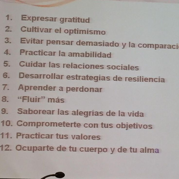 @EPsynergy  Las 12 actitudes que están en tu mano para ser feliz.RT #Emprendo2015)