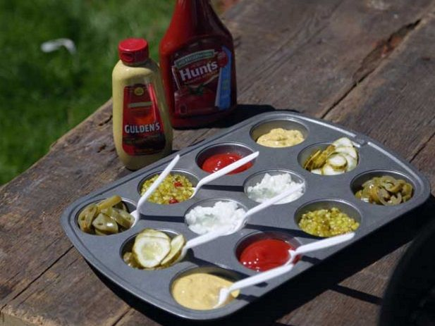 Having a cook out? Here's some great ideas.