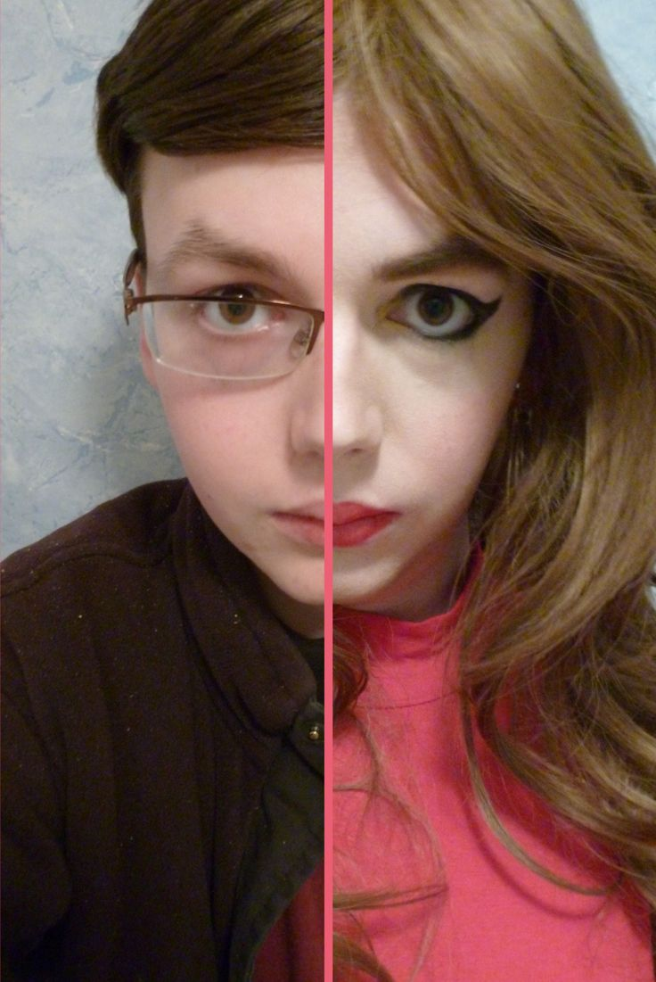 Transgender Transition Timelines are photos and videos showing the process of changing from one gender to another, either by crossdressing or through surgery and/or hormonal therapy. Users share these photos to document their own transition and to provide guidance to others who might be wondering about their own transitions and what they can expect.