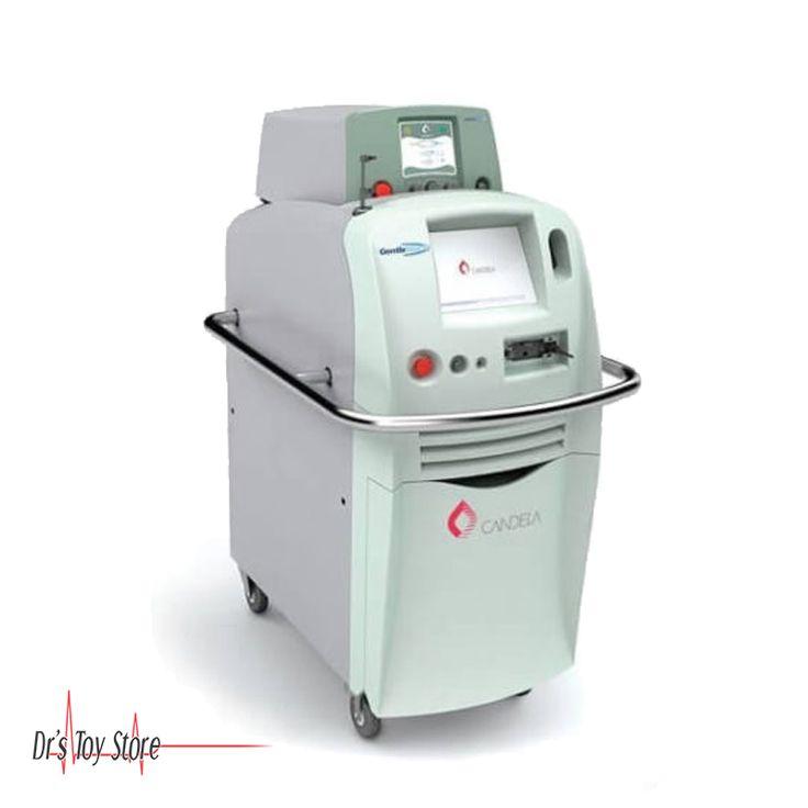 Candela GentleMAX Laser System for Sale Laser skin