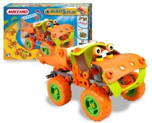 Meccano Build and Play Tipper Truck
