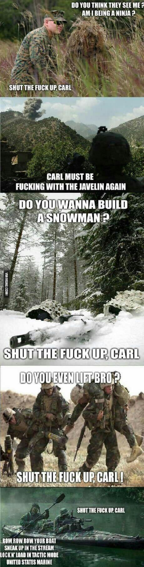 Stfu Carl