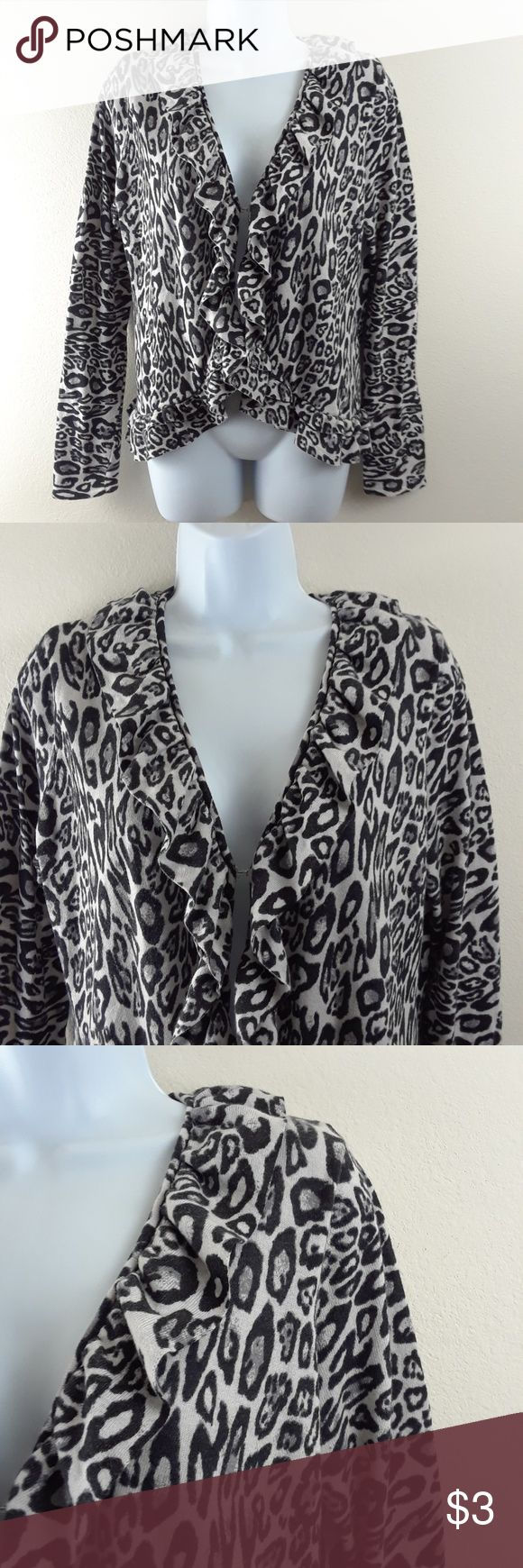 Best 25  Animal print cardigans ideas on Pinterest | Animal print ...