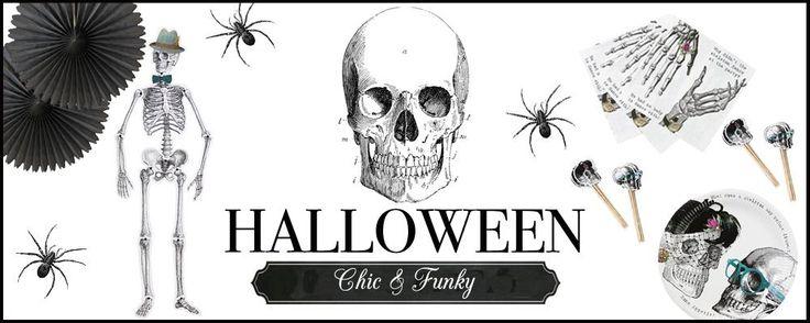 Si te apetece dar una cena para tus amigos en casa la noche de Halloween y quieres darle un toque de terror pero, sin caer en los dibujos de niños que encuentra