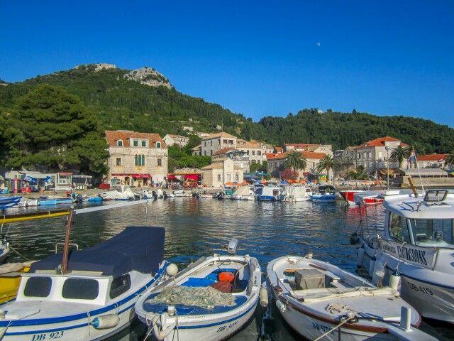Island Lopud, Dubrovnik