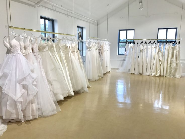 Zadika bridal shop floor