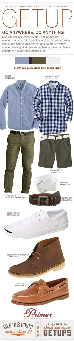 """The Getup: Go Anywhere, Do Anything 
