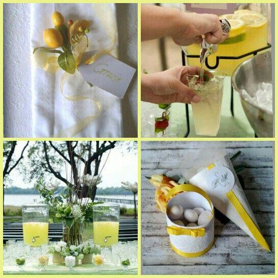 Nostre ispirazioni in giallo limone