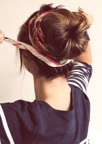 Sock Bun Hairstyles 2018 Spring Trends Hairstyles Fashion 2017