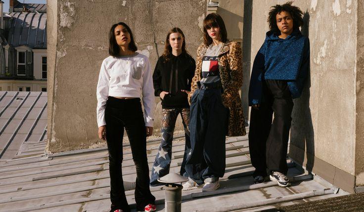 6 Millennials Model Pilihan Label Hugo : ELLE Indonesia