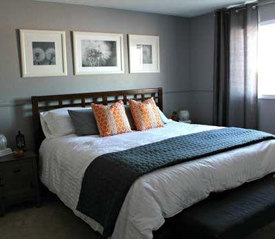 M s de 25 ideas fant sticas sobre colores para dormitorios - Decoracion de paredes de dormitorios matrimoniales ...