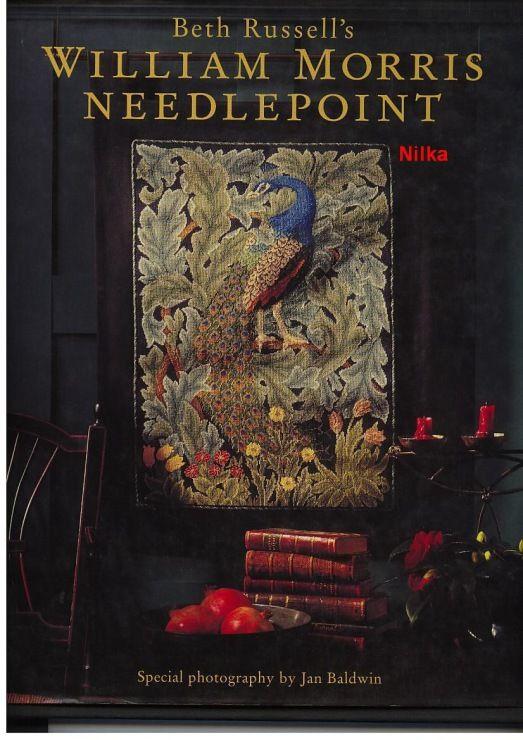 Gallery.ru / Фото #1 - William Morris Needlepoint (Beth Russell) - vihrova