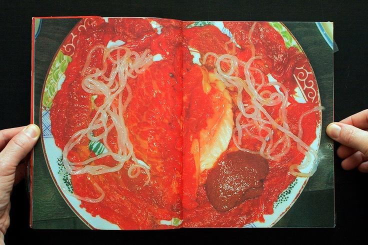 """The Banquet"" or ""Shokuji""- Nobuyoshi Araki"