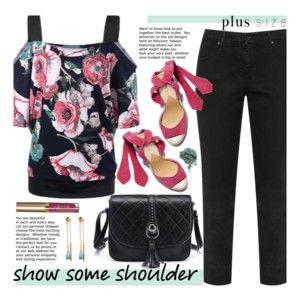 Shimmy, Shimmy: Off-Shoulder Tops (plus size)