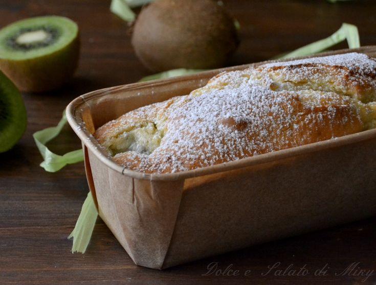 ricetta plumcake al kiwi| Dolce e Salato di Miky