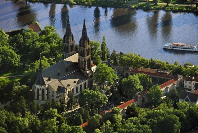 Vysehrad - view