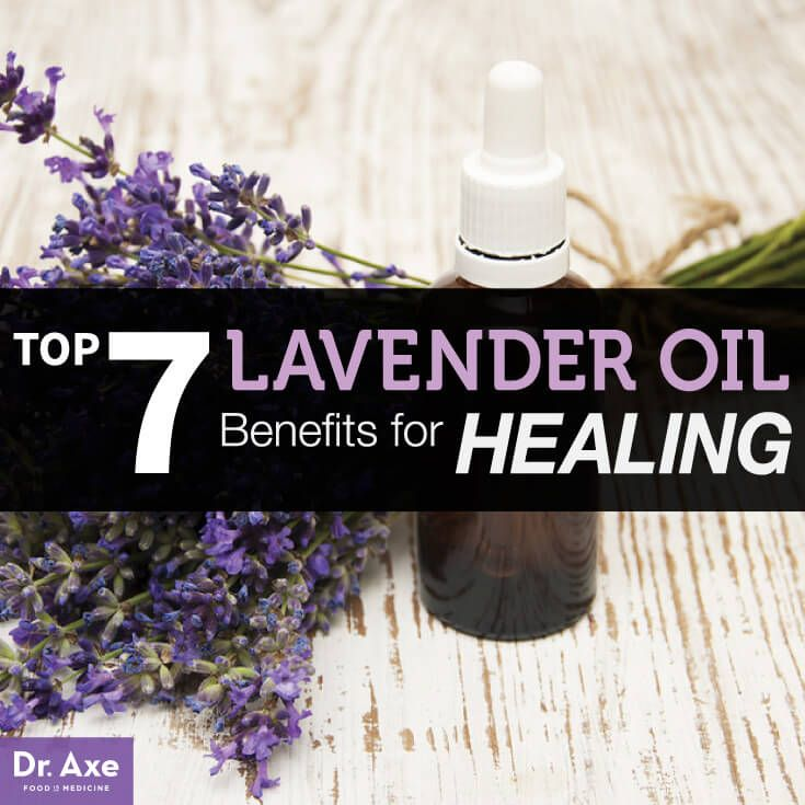 7 Medicinal Benefits of Lavender Essential Oil - DrAxe.com