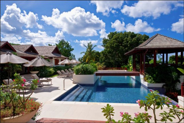 These 10 Barbados Villas Fit Every Budget, From Modest to Extravagant: Alila Villa (Moderate)