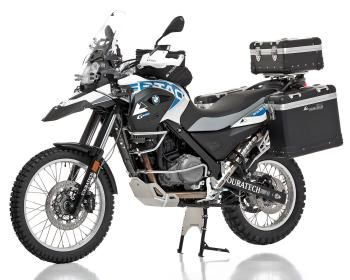 Motorky BMW GS - vše o motocyklech BMW řady GS a o cestování - Články: BMW G 650 GS Sertao v úpravě Touratech