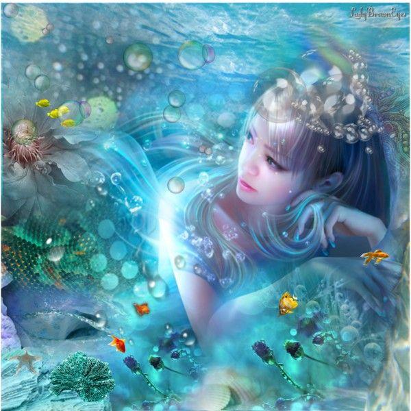 Mermaid Reverie