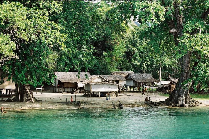 Bougainville, Papua New Guinea