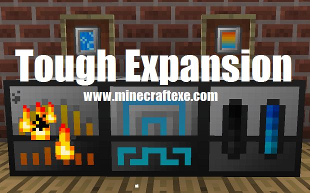 Tough Expansion Mod for Minecraft 1.12.2/1.11.2/1.10.2 it's add-on of the Tough As Nails Mod which really require 'p455w0rdsLib' to install before using this mod. It's also support with Baubles Mod and working very well. Let's start to beginning. Tough Expansion Mod for Minecraft 1.12.2/1.11.2/1.10.2 Main Features There are some features that add new item of Portable Temperature Regulator which allow you to maintains player temp to a comfortable and require the 'RF', 'Water' for function… […