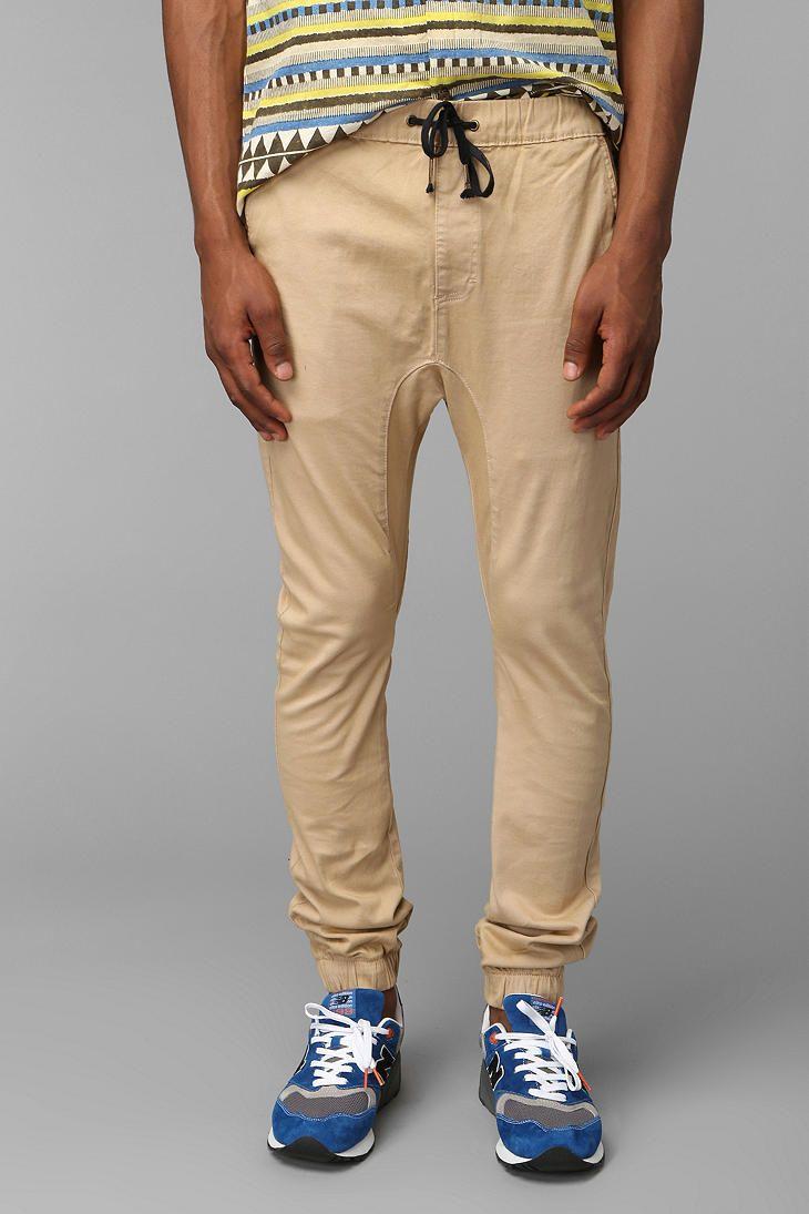 ZANEROBE Sure Shot Tan Chino Jogger Pant | my style | Pinterest | Tans Joggers and Pants