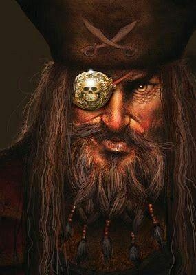 Protagonista, Pirata