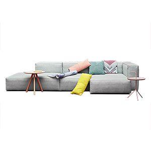 CASANOVA Møbler — Hay - Mags Soft sofa med chaiselong